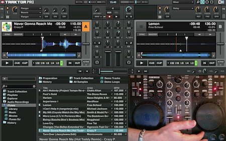 How To Digital DJ Fast DJ Controller Screenshot
